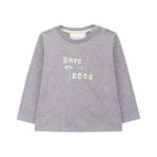 T-shirt save the trees