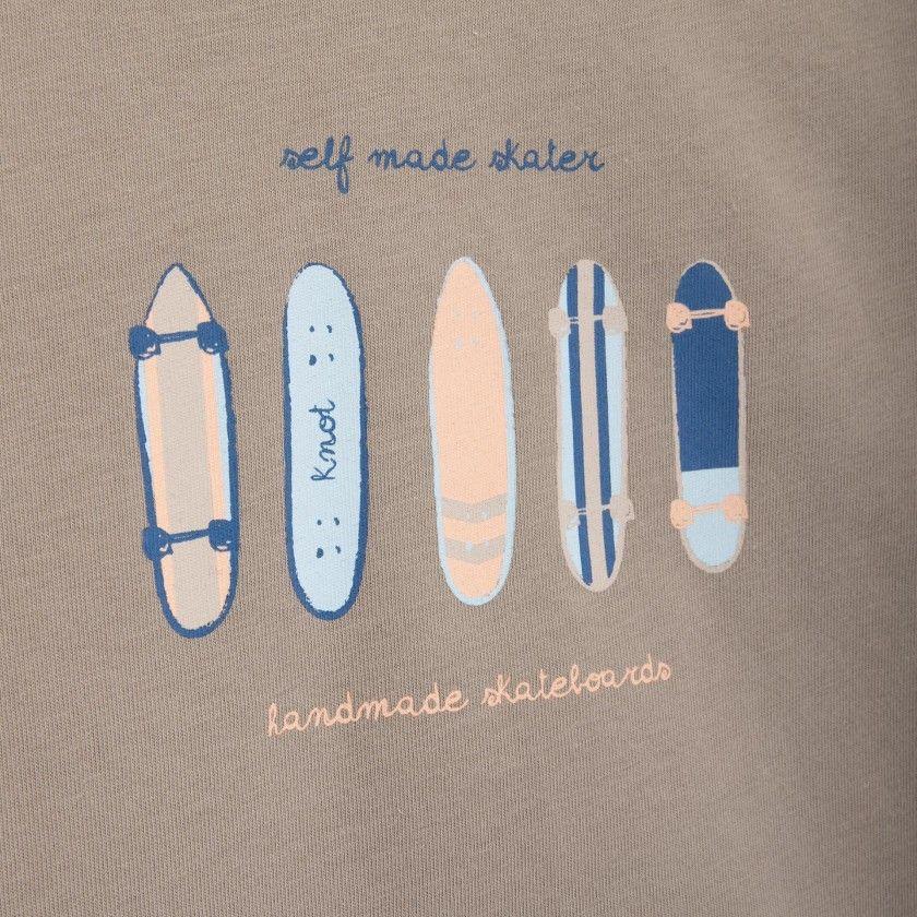 T-shirt skates longsleeve