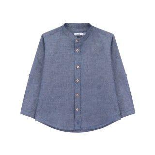 Camisa de cambray