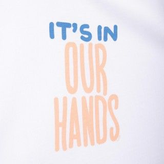 It s in our hands t-shirt