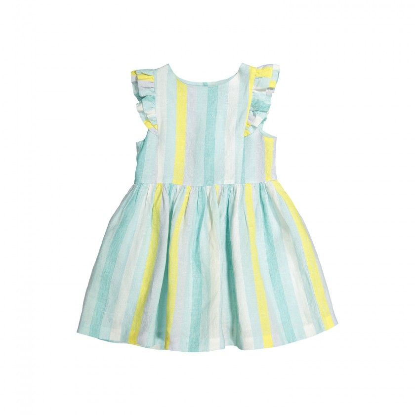Vestido Savana stripes