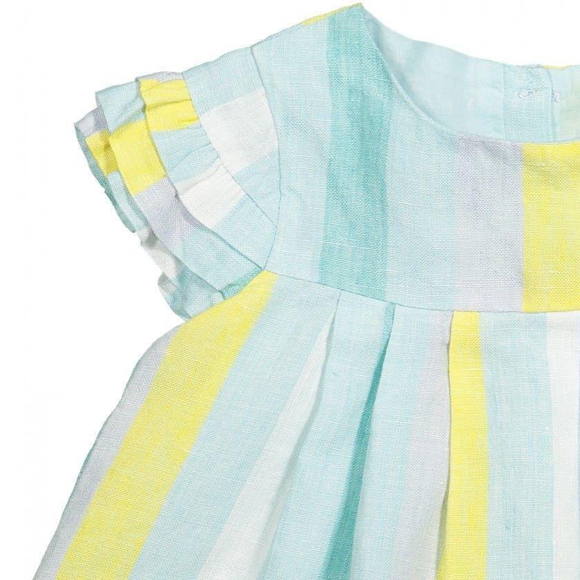 Vestido Savana Stripes