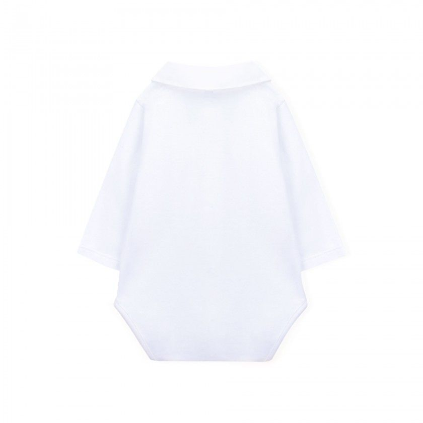Onderon long sleeve baby body
