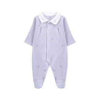 Hal 9000 soft velvet babygrow
