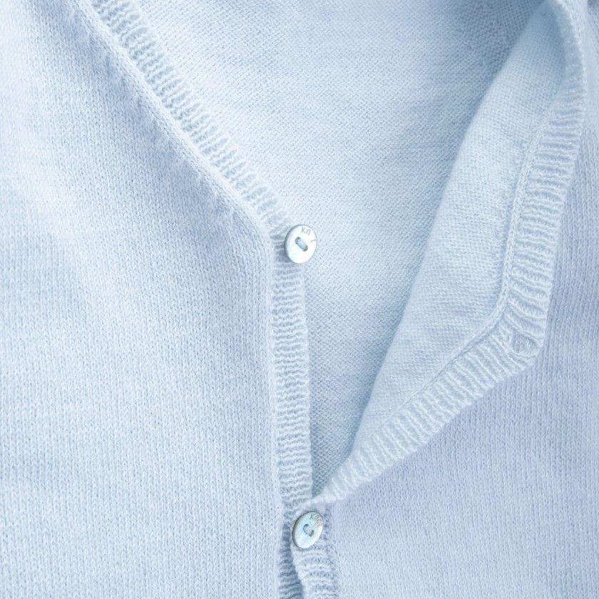Casaco bebé tricot timon