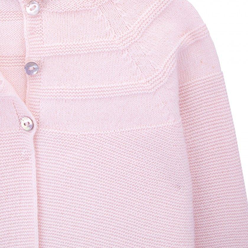 Matilda baby knitted cardigan