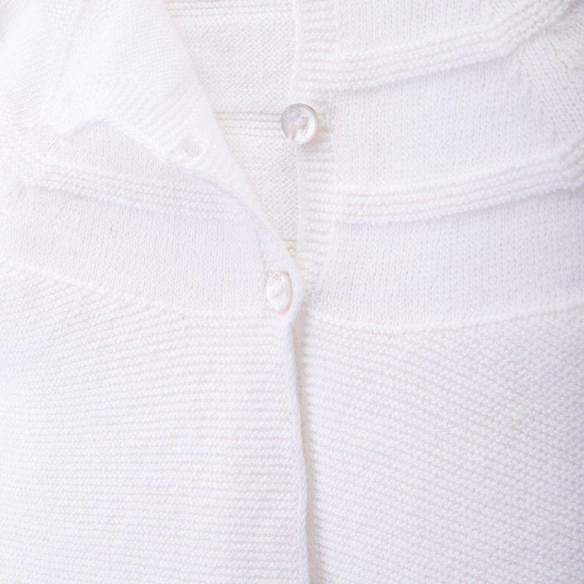 Casaco bebé tricot matilda