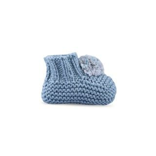 Echo baby knitted shoes