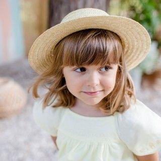 Chapéu de Palha PAL Portugal para menina