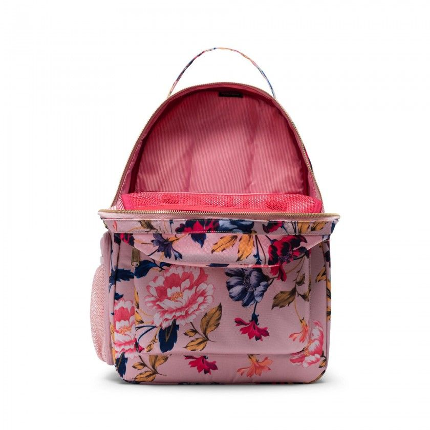 Maternity backpack Floral
