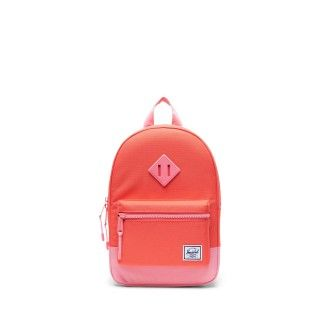 Heritage Youth 9L Hot Coral/Flamingo Pink Backpack