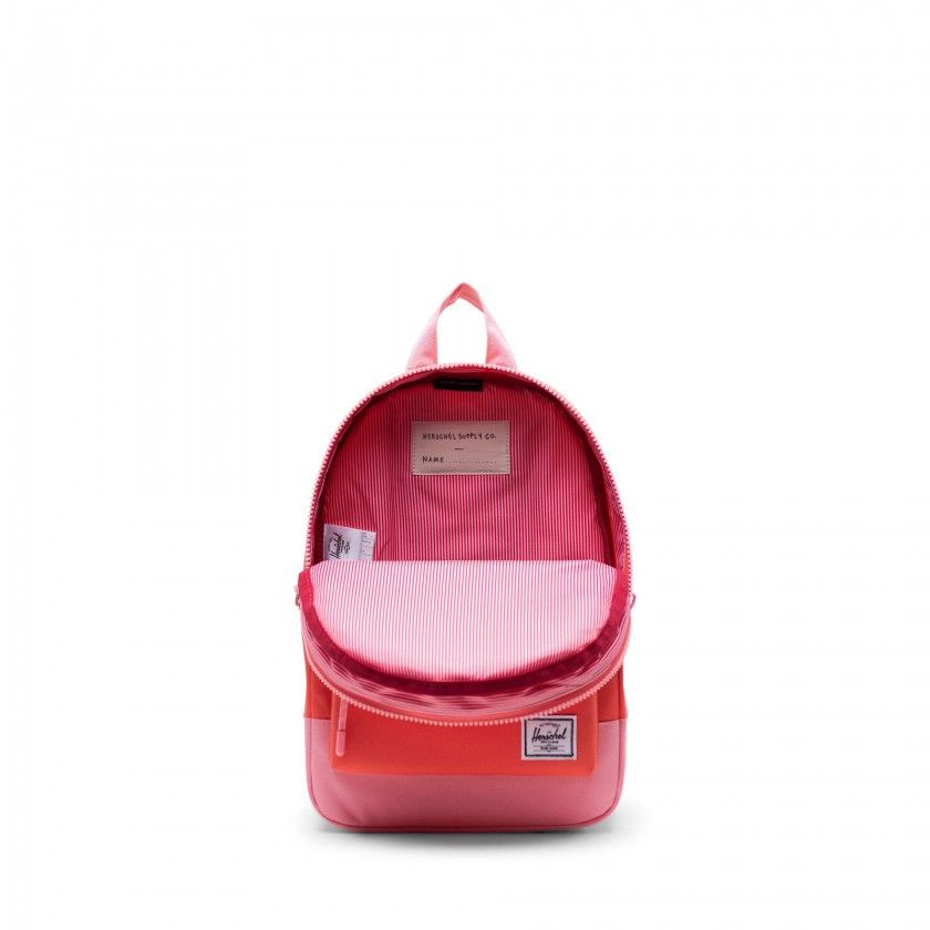 Mochila Heritage Youth 9L Hot Coral/Flamingo Pink