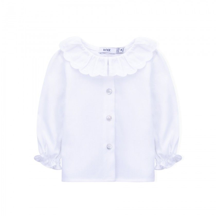 Georgia baby blouse