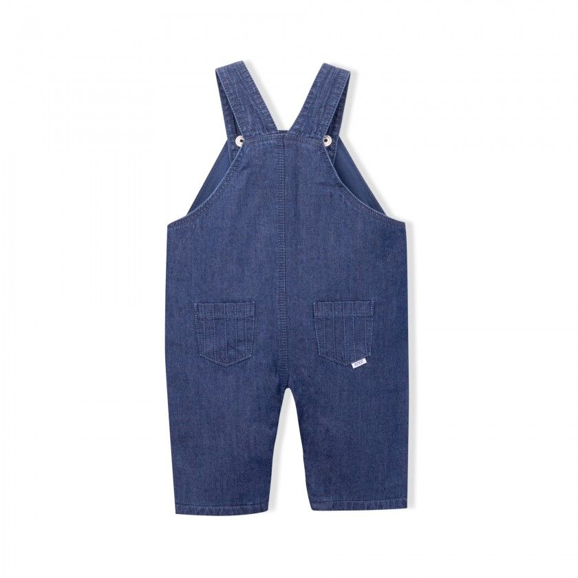Finch baby overalls