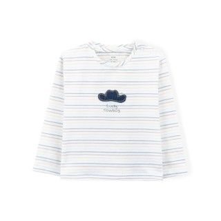 T-shirt bebé manga comprida woody