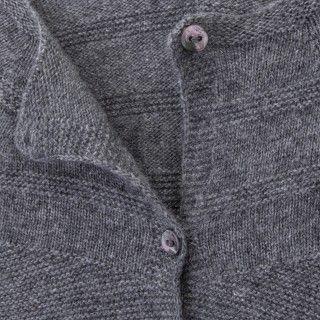 Casaco bebé tricot  juliet