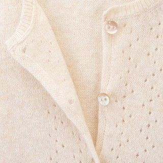 Bonnie girls knitted jacket