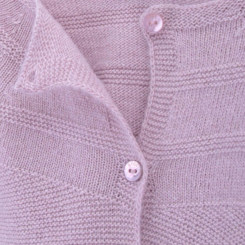 Antoinette baby  knitted cardigan