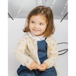 Casaco bebé tricot josephine