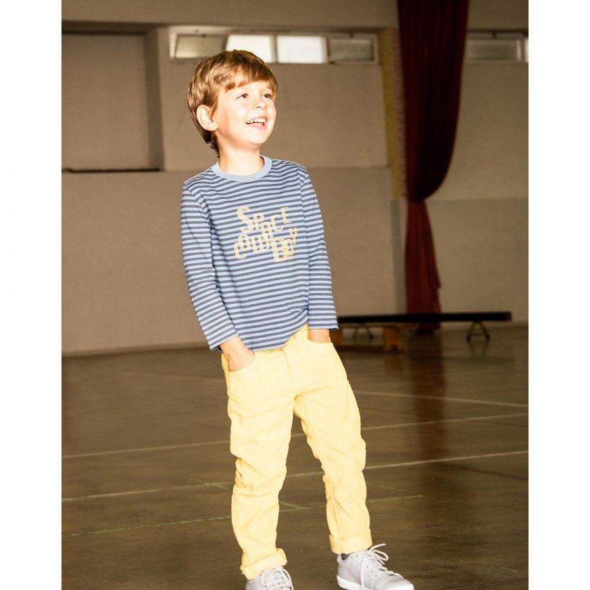 Jake boys corduroy trousers