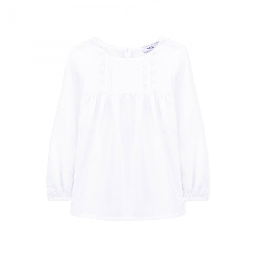 Amelia girls blouse
