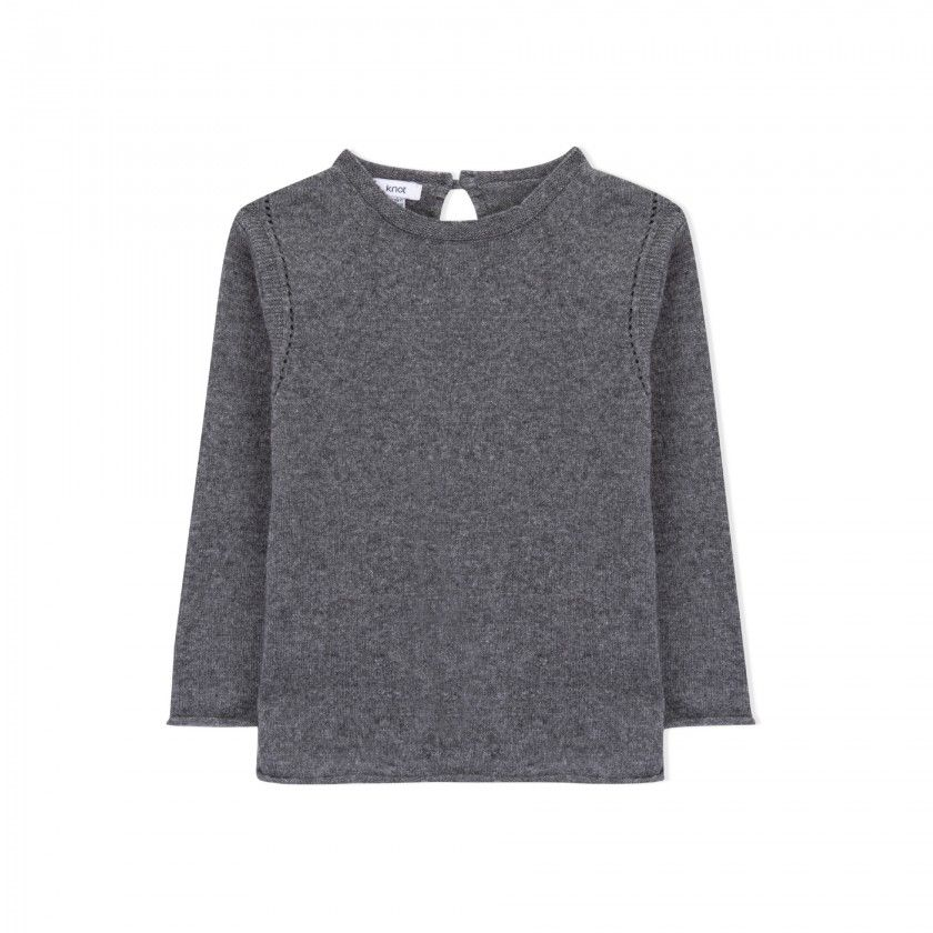 Arya girls knitted sweater