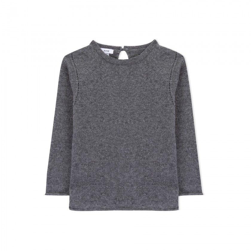 Camisola menina tricot arya