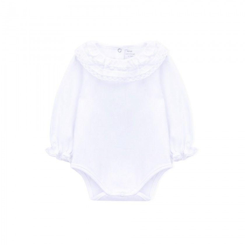 Body Clara bebé manga comprida