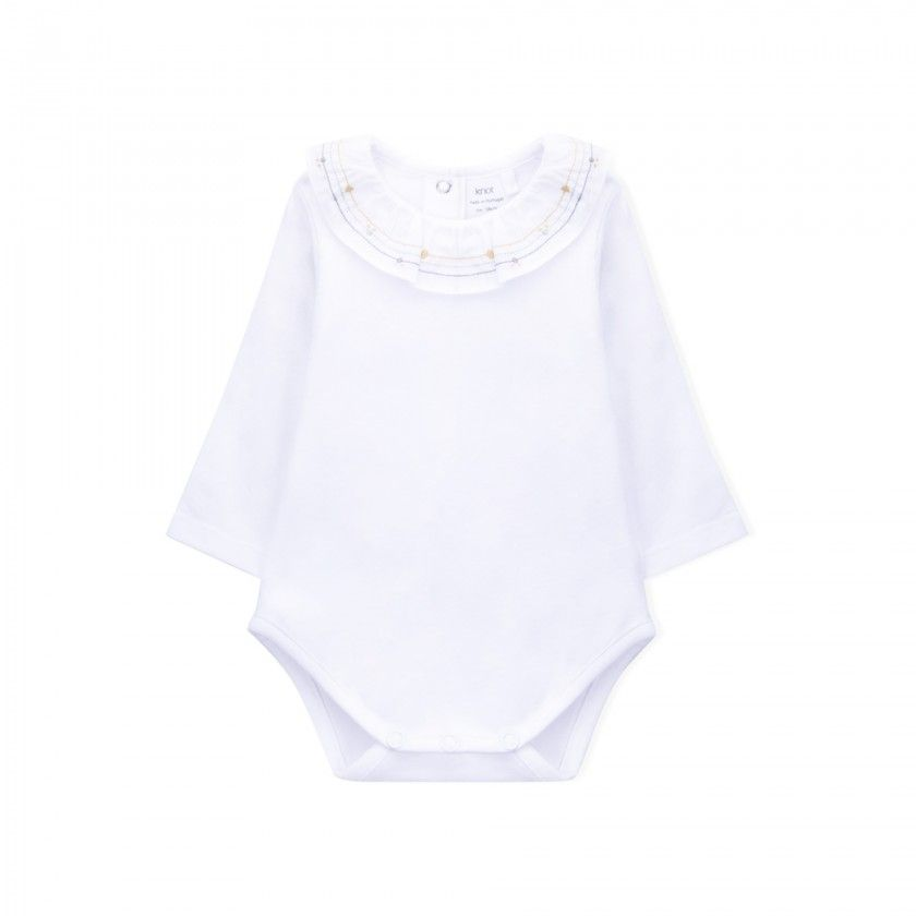 Skywalker long sleeve baby body