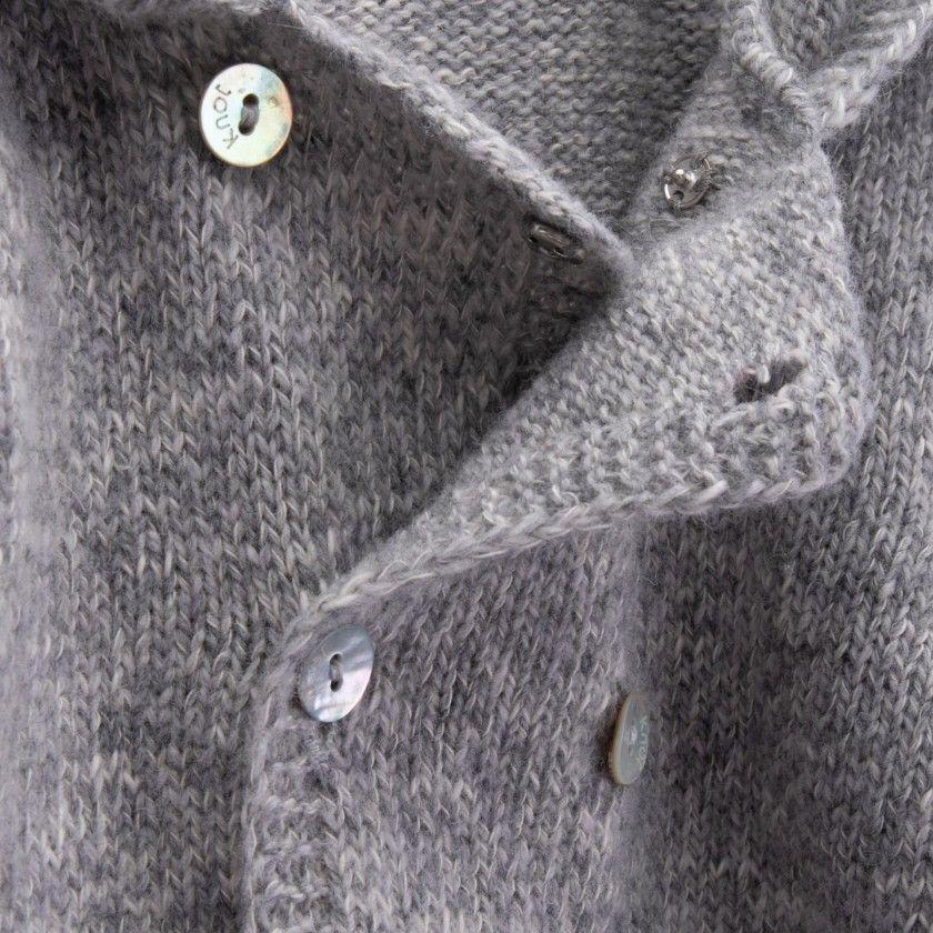 Casaco bebé tricot buzz