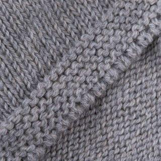 Gorro bebé tricot stardust