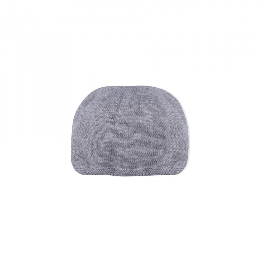 Stardust baby knitted mob-cap