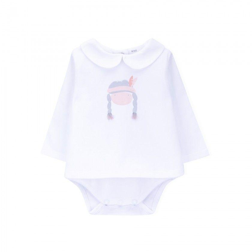 Pocahontas baby body t-shirt