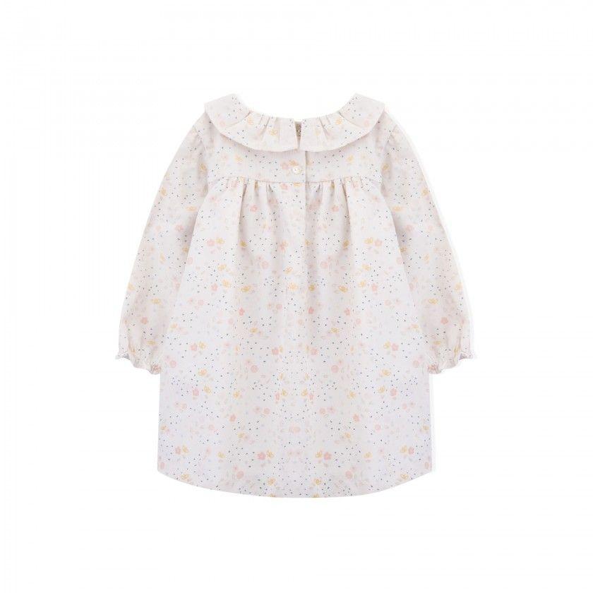 Vestido bebé bombazine wallflower