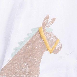 T-shirt bebé manga comprida trigger