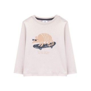 Armadillo boys long sleeve t-shirt