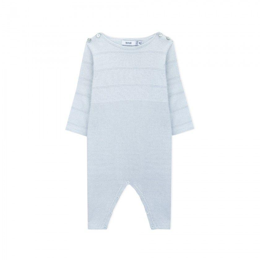 Macacão bebé tricot stardust