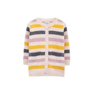 Blossom girls knitted jacket