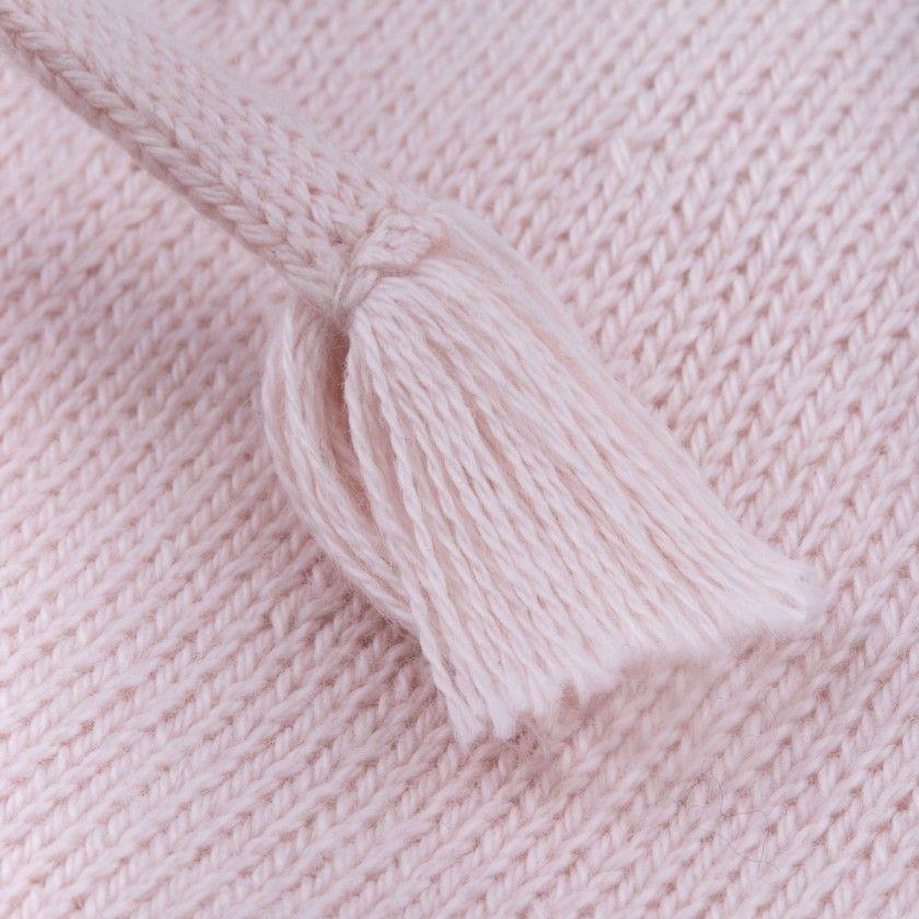 Touca bebé tricot stardust