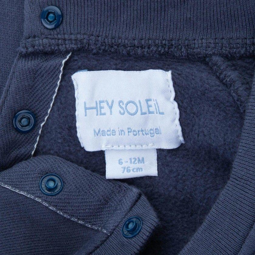 Hey Soleil Sausage Dog Sweatshirt