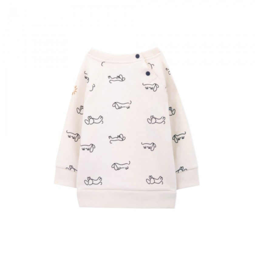 Hey Soleil Dog Sweatshirt
