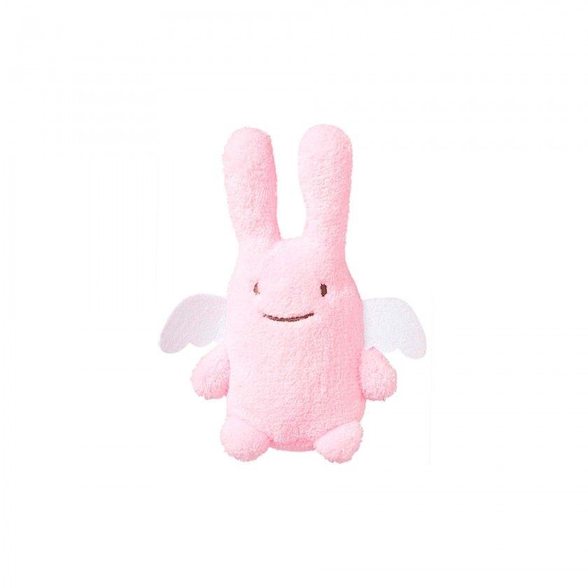 Pink Angel Trousselier Plush