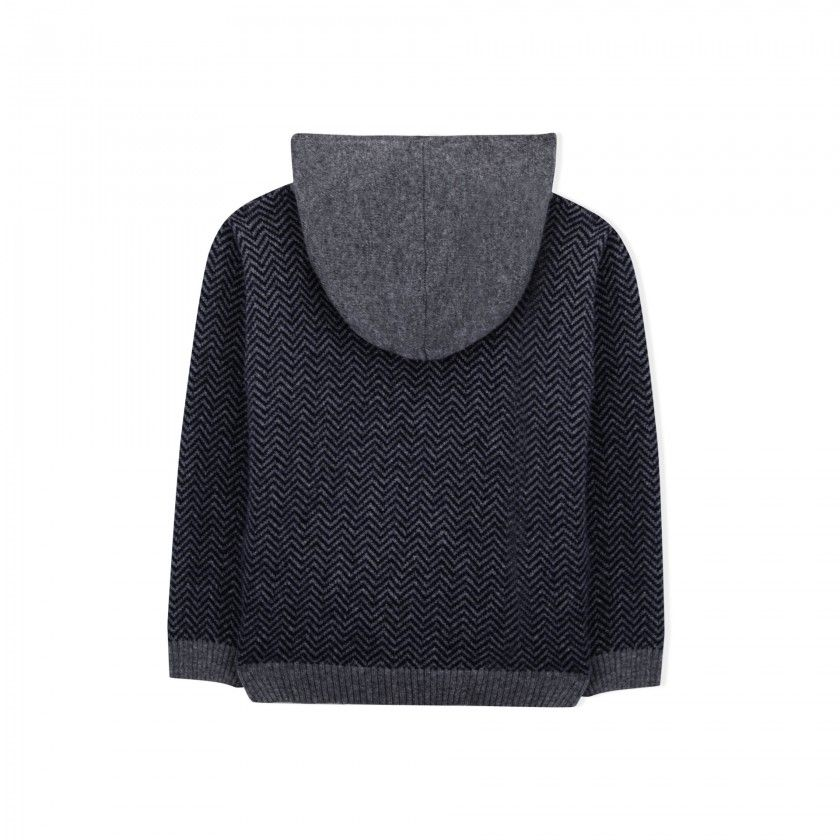 Chuck boys knitted sweater