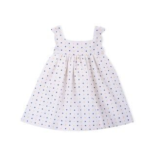 Gravity baby pinafore dress
