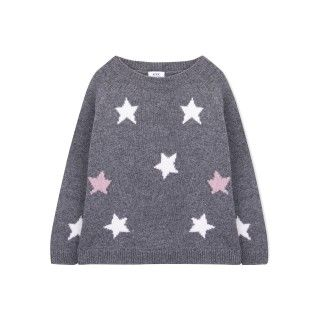Ursula girls knitted sweater
