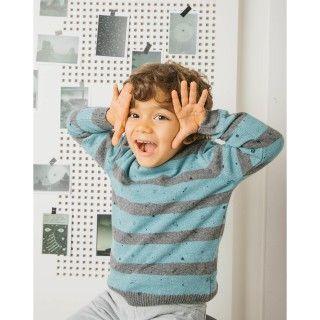 Camisola menino tricot vortex