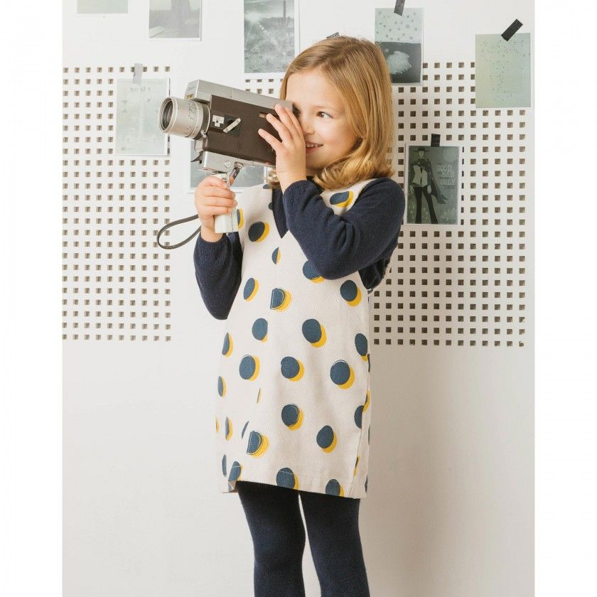 Neptune girls pinafore dress