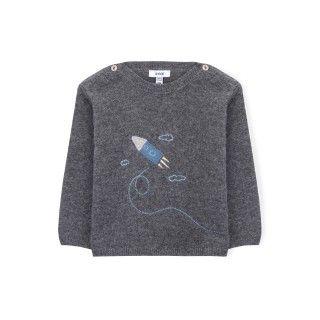 Camisola tricot apollo