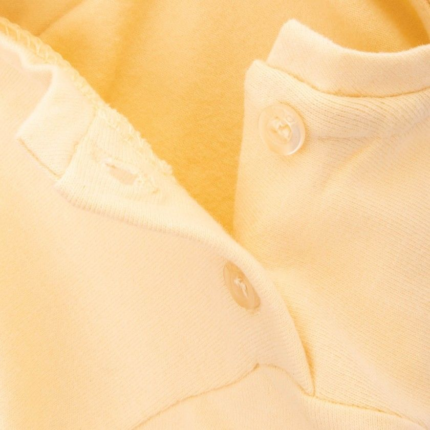 T-shirt bebé manga comprida powhatan