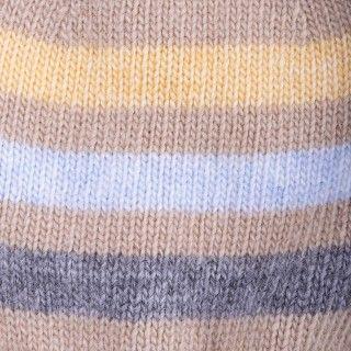 Gorro bebé tricot wild west stripe